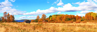 0610 - A - Haukiniemi on fall colors - HD