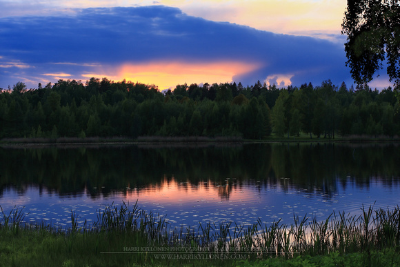 1030 - Lake at evening