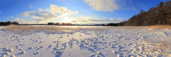 1523 - Soukanniemi winter view - HD