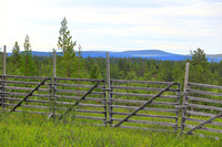1471 - Old Wood Fence