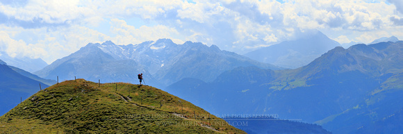 1787 - View from Piz Scalottas - HD